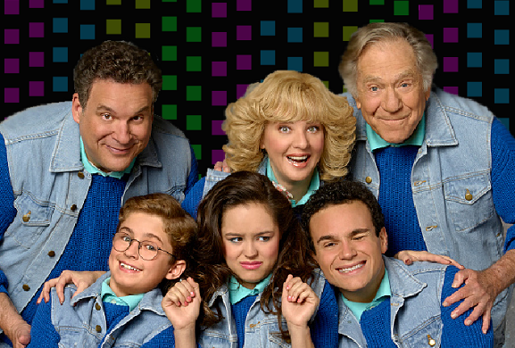金色年代the goldbergs