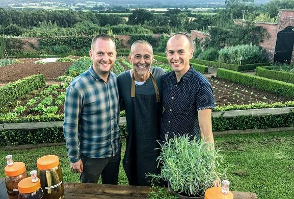 Hidden Restaurants with Michel Roux Jr.