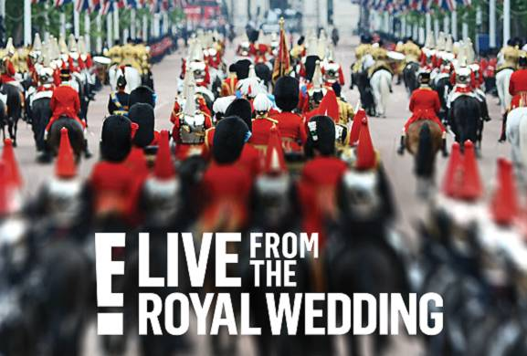 E! Live From the Royal Wedding