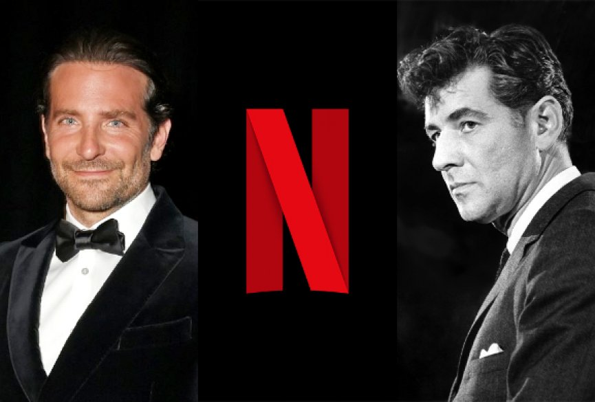 Netflix Commits To Bradley Cooper's Leonard Bernstein Film; Scorsese, Spielberg, Todd Phillips Producing
