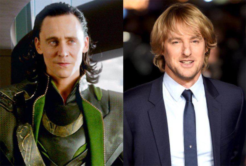 Owen Wilson joins Tom Hiddleston in Loki series on Disney+