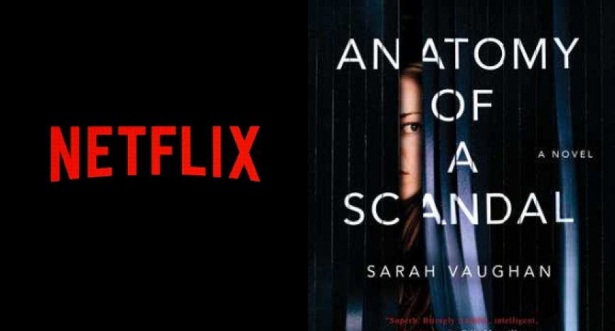 Netflix預訂影集《Anatomy of a Scandal》!《美麗心計》主創打造性侵醜聞故事