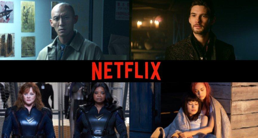 【Netflix台灣2021年4月片單】張震燒腦《緝魂》!走入《太陽召喚》魔法世界