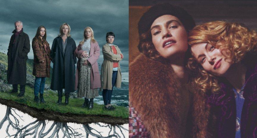 【BBC影集5月上架片單】莉莉詹姆斯瘋狂《逐愛》!寡婦揭開《窒息家族》秘辛