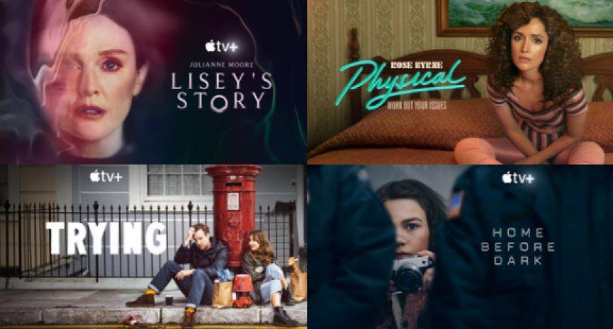 【Apple TV+6月強檔片單】茱莉安摩爾展開《莉西的人生異旅》!蘿絲拜恩《舞出新方向》