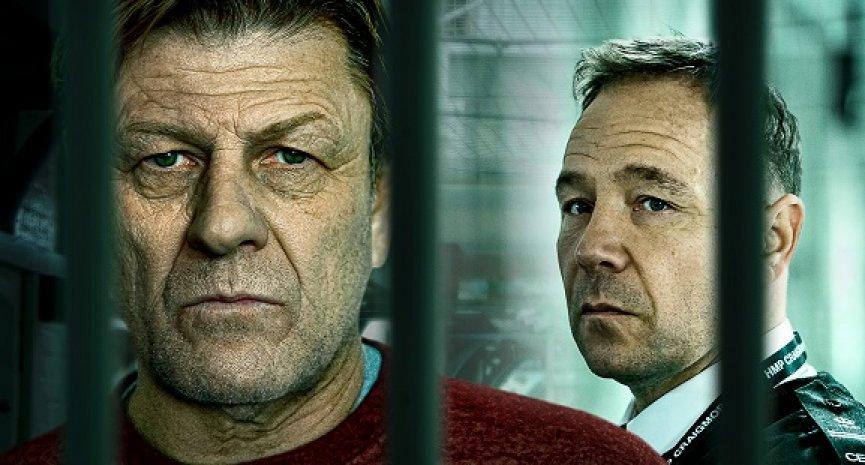 【BBC影集8月上架片單】《分秒必爭》探討坐牢意義!「便當王」西恩賓精彩對槓獄警