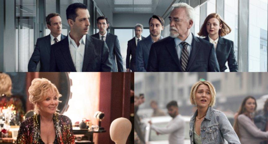 【HBO台灣2021年10月強檔片單】《繼承之戰》第三季家族內戰再起!艾美獎得主《天后與草莓》上線