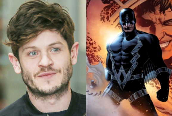 Marvel's Inhumans,Iwan Rheon,Game Of Thrones