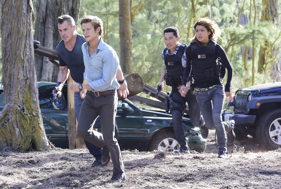 Hawaii Five-0,MacGyver,crossover