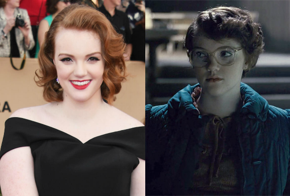 Shannon Purser, a.k.a. Barb From Stranger Things