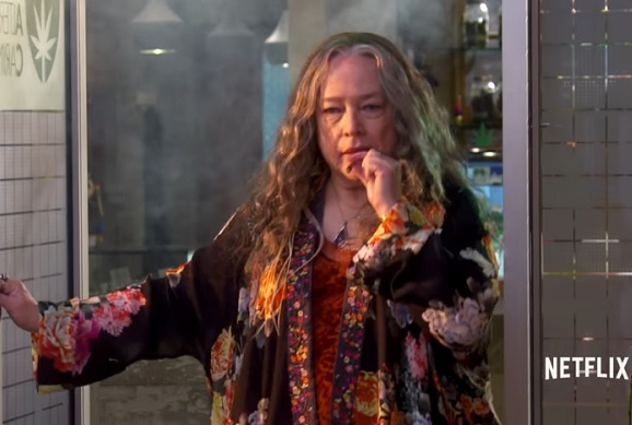 Kathy Bates' Netflix Pot Comedy 'Disjointed' Gets Release Date