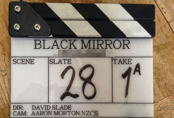 DIRECTOR DAVID SLADE,BLACK MIRROR season 4