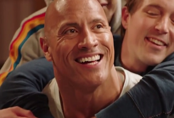 Dwayne Johnson Carries SNL Cast in Season Finale Video