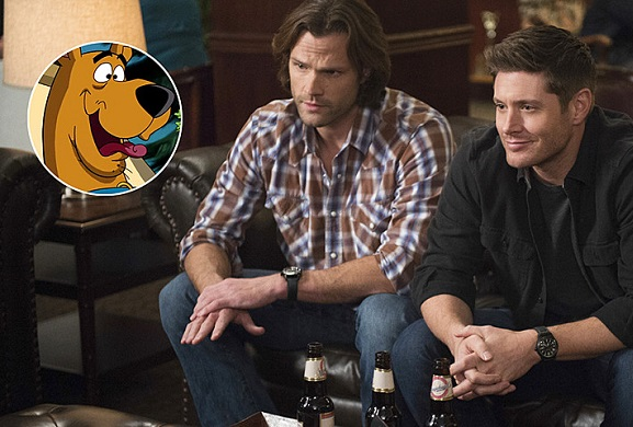 Supernatural' Eyes Animated 'Scooby-Doo' Episode in Season 13