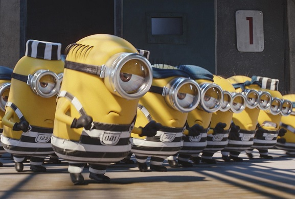 Despicable Me 3: Meet the mutinous new Minion