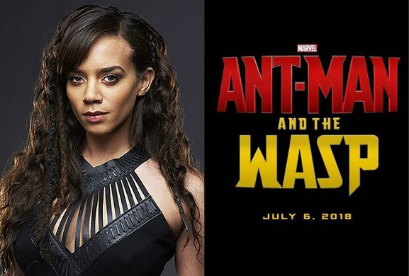 HANNAH JOHN-KAMEN GIVEN A KEY ROLE IN MARVEL'S ANT-MAN AND THE WASP