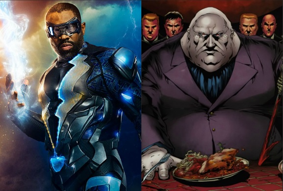Black Lightning's first season is going to have Tobias Whale