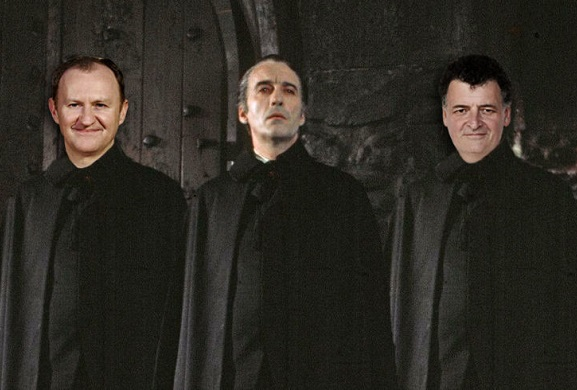 sherlock-steven-moffat-mark-gatiss-reuniting-dracula-tv-series