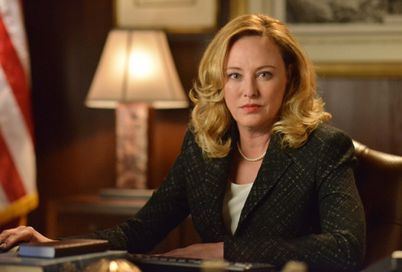 Virginia Madsen in designated-survivor
