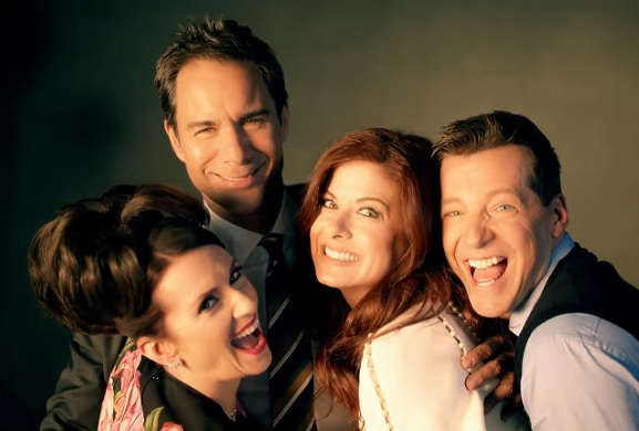 Will & Grace - Let's Get This Party Started (Promo)