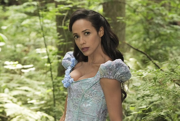 Introducing the #OnceUponATime woman of the hour: Cinderella!