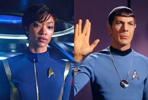 Star Trek: Discovery Main Character Is Spock's Half-Sister