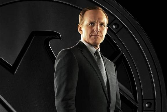 Agent Phil Coulson Played by Clark Gregg