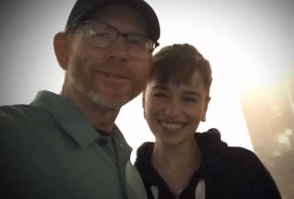 Han Solo: Emilia Clarke Has Officially Finished Filming