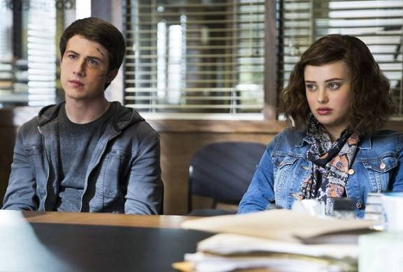 13 Reasons Why,Dylan Minnette,Katherine Langford