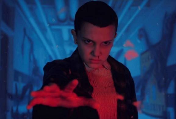 Millie Bobby Brown introduces Stranger Things 2 World Exclusive Footage