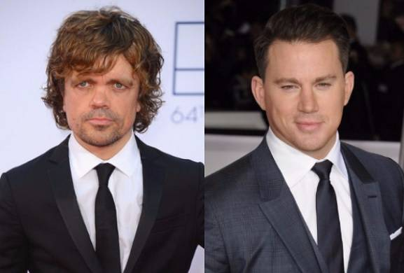 """Peter Dinklage and Channing Tatum to executive produce """"Driven"""""""