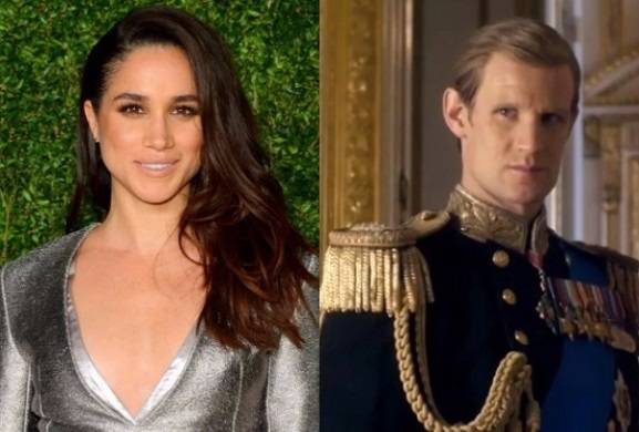 The Crown star Matt Smith on Meghan Markle's transition into royalty: 'I feel sorry for her'