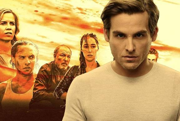 'Fear The Walking Dead': Kevin Zegers Digs Up Role In Season 4