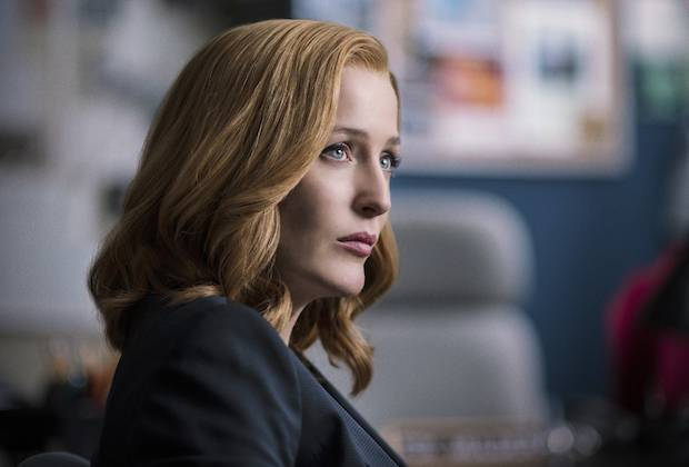 Gillian Anderson Confirms X-Files Exit: 'This Is It for Me'