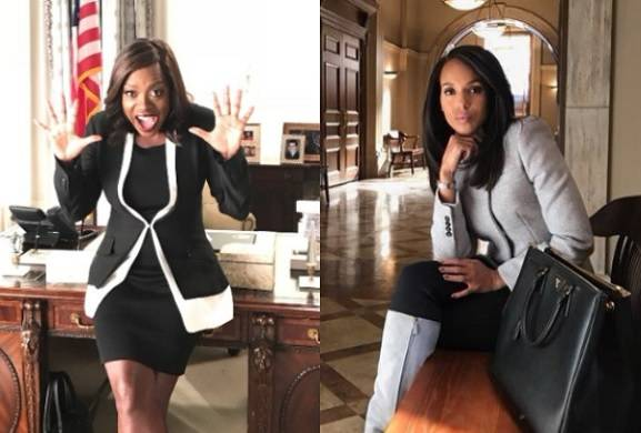 'Scandal'/'How To Get Away With Murder' Crossover