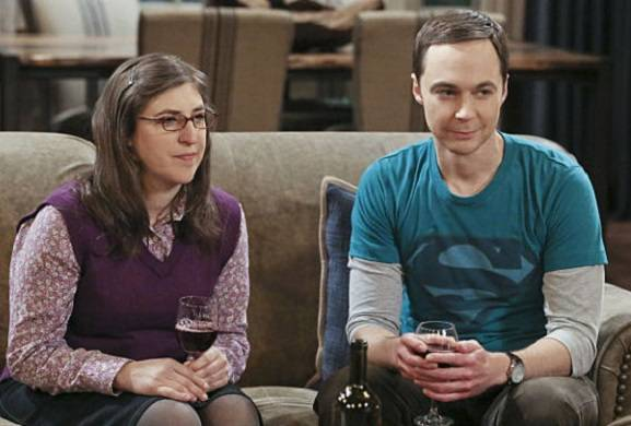 The Big Bang Theory tips when we can expect Sheldon and Amy's wedding