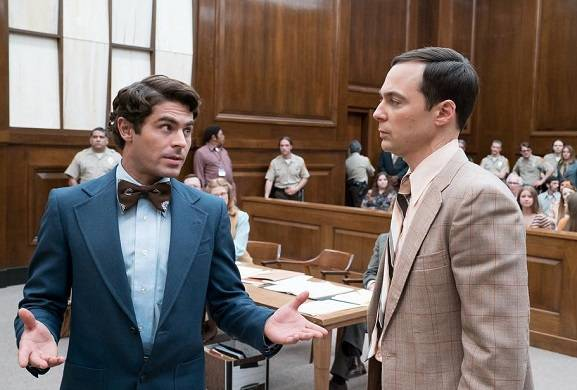 ZAC EFRON SHARES MORE PHOTOS FROM HIS BIOPIC ABOUT SERIAL KILLER TED BUNDY