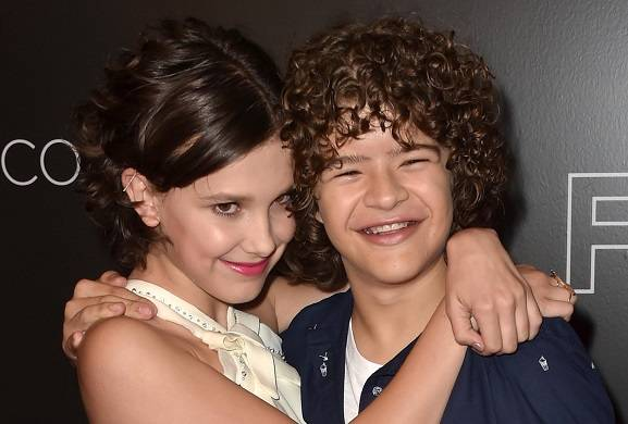 Stranger Things stars stand up for 'awesome' fan after classmates skip birthday bash