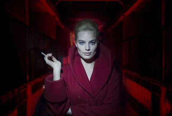 Margot Robbie Is Mad as a Hatter in the First 'Terminal' Teaser Trailer