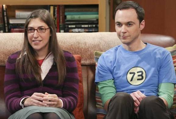The Big Bang Theory: Amy's parents revealed!