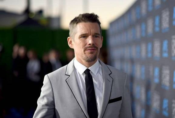 Ethan Hawke Starring In The Good Lord Bird Miniseries