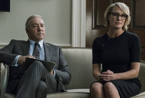 Robin Wright Breaks Silence on Kevin Spacey's 'House of Cards' Firing: 'I Didn't Know the Man'