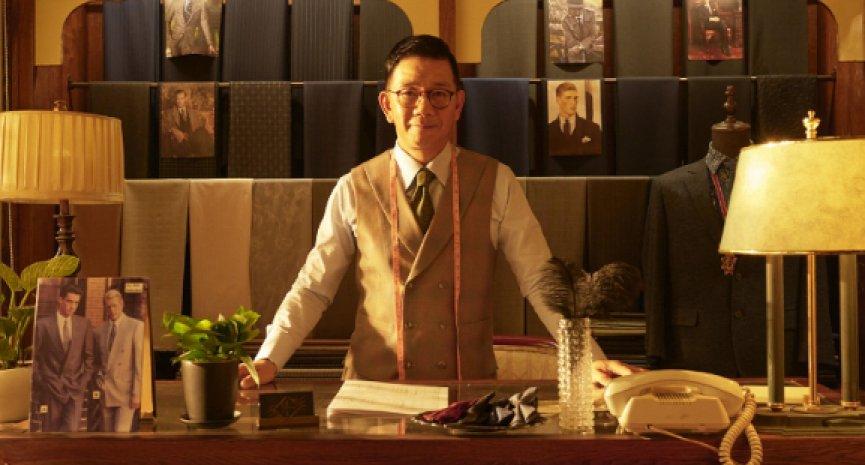 金馬港星袁富華首演台劇獻給《天橋上的魔術師》!裁縫師角色憶起童年回憶