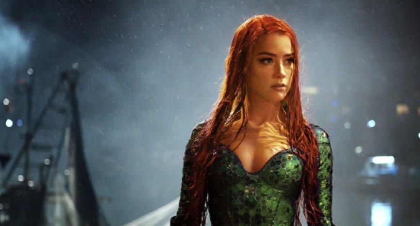 《水行俠2》刪減安柏赫德戲份?傳聞HBO Max開發「梅拉」獨立影集