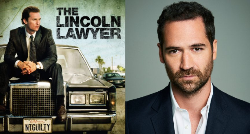 Netflix預訂《下流正義》原著改編影集!《絕地7騎士》男星化身「林肯律師」