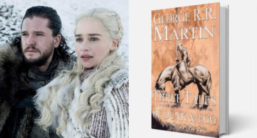 HBO再開發《冰與火之歌》前傳美劇!《鄧肯與伊戈》遊歷七大王國