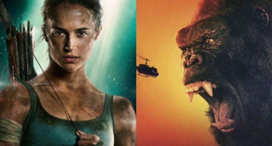 「怪獸宇宙」拓展!Netflix推出《骷髏島》和《古墓奇兵》動畫影集