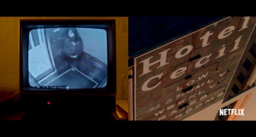 Netflix《賽西爾酒店失蹤事件》預告上線!揭開藍可兒世紀懸案