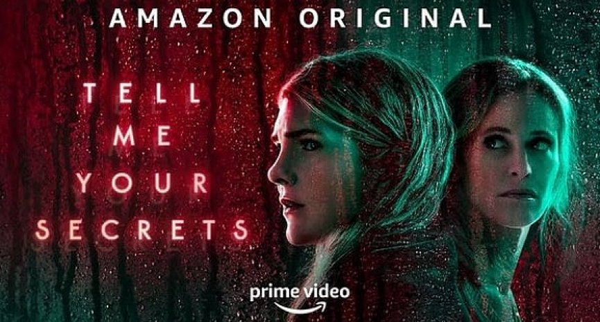 Amazon驚悚美劇《告訴我你的祕密》預告上線!《美恐》莉莉拉貝遇恐怖殺人魔