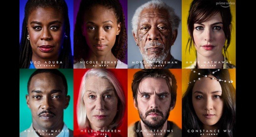 Amazon原創美劇《Solos》公開卡司!集結金獎得主摩根費里曼、安海瑟薇、海倫米蘭